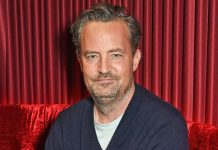 TikTok User Kate Haralson Reveals She Was Uncomfortable Interacting With FRIENDS' Matthew Perry When They Matched On A Dating App
