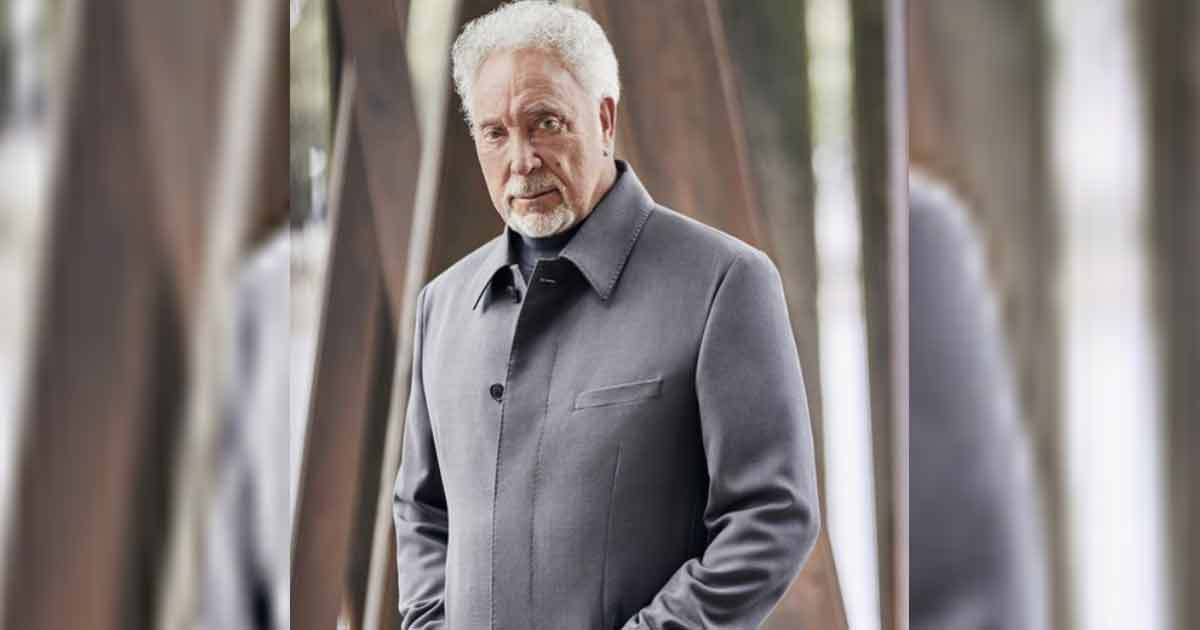"""Sir Tom Jones Reacts To Becoming The Oldest Singer To Top UK Charts, """"I Didn't Think About Being Alive At This Age"""" - Check Out"""