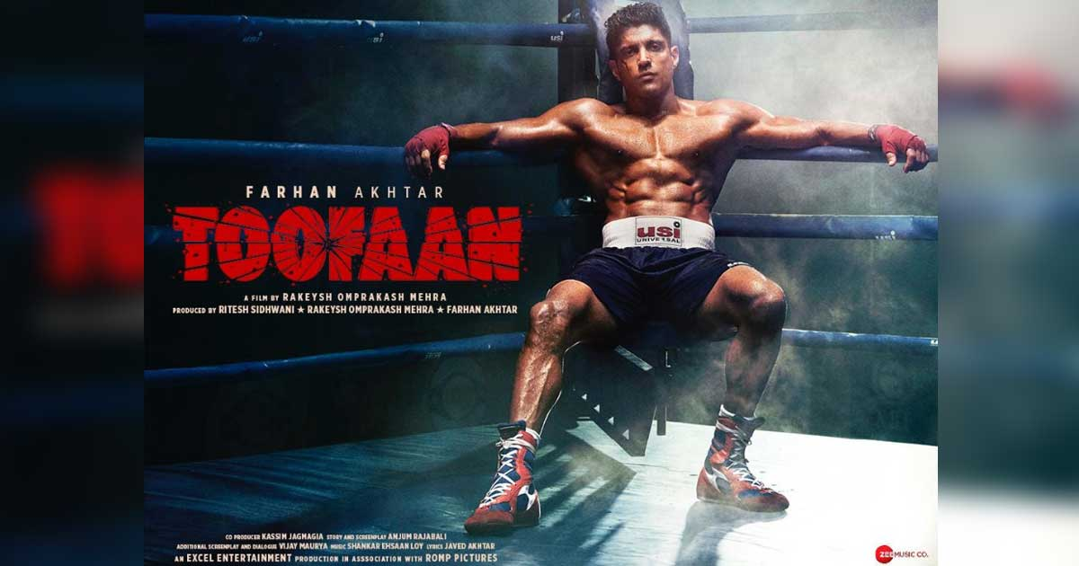 Farhan Akhtar & Team Postpone The Release Of Toofaan Amid The Current COVID Chaos