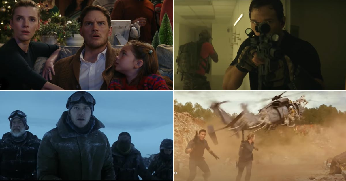 The Tomorrow War Trailer Out! Chris Pratt Starrer Sci-fi Is Gripping & Will Make You Sit At The Edge Of Your Seat