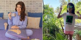 Twinkle Khanna shares what new normal is like
