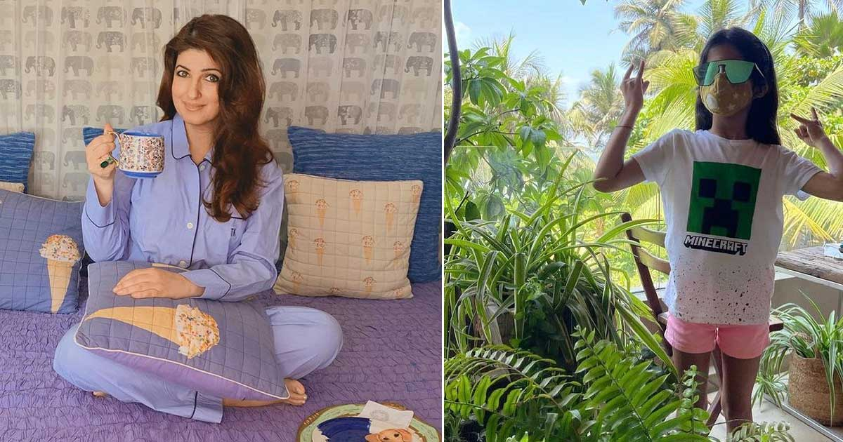 Twinkle Khanna & Akshay Kumar's Daughter Is A Little Superhero & We're Blessed With The Positivity, Read On