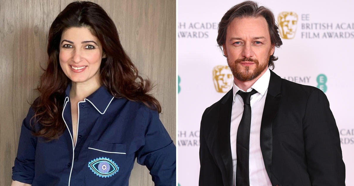 Twinkle Khanna Thanks 'X-Men' Actor James McAvoy For His Plea To Donate For COVID Resources In India