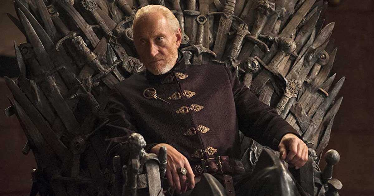 Tywin Lannister In A Still From Game Of Thrones