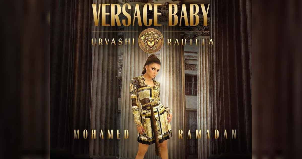 "Urvashi Rautela Says ""You're Going To See A Lot Of Bollywood"" In Her Debut International Music Album 'Versace Baby'"