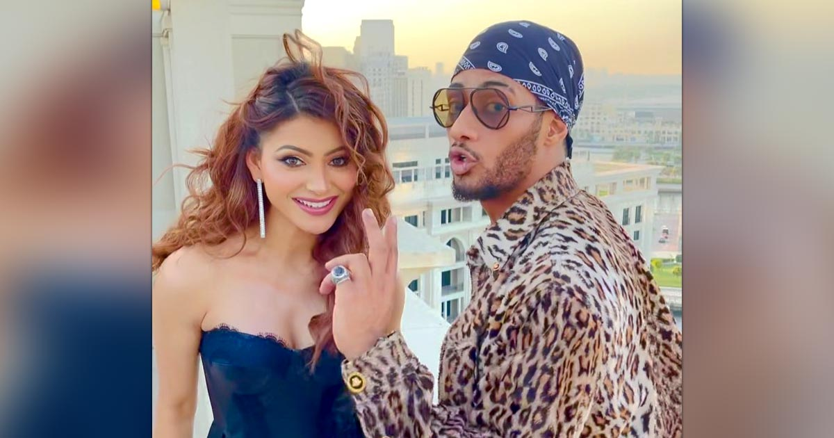 Urvashi Rautela To Donate All Earnings From Her Debut International Album 'Versace Baby' To India's Fight Against COVID & Palestine Red Crescent Society