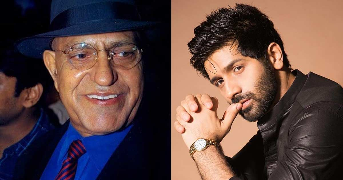 Vardhan Puri Talks About Whether Being The Grandson Of Amrish Puri Held Him More Or Helped Him Back