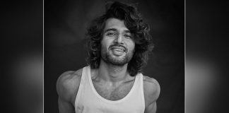 Vijay Deverakonda teases fans: 'Just me in a tank top'