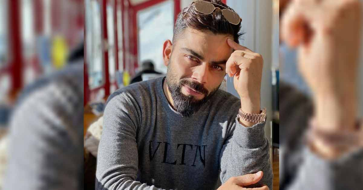 When Virat Kohli Ran Away From A Blind Date In 5 Minutes