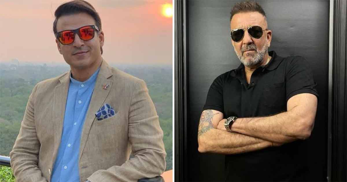 Vivek Oberoi Took Sanjay Dutt To A Girl's School Impressing Ladies & Basking In Baba's 'Borrowed Glory' For Months - Deets Inside
