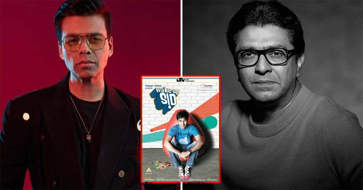 Wake Up Sid Controversy: Karan Johar vs Raj Thackeray