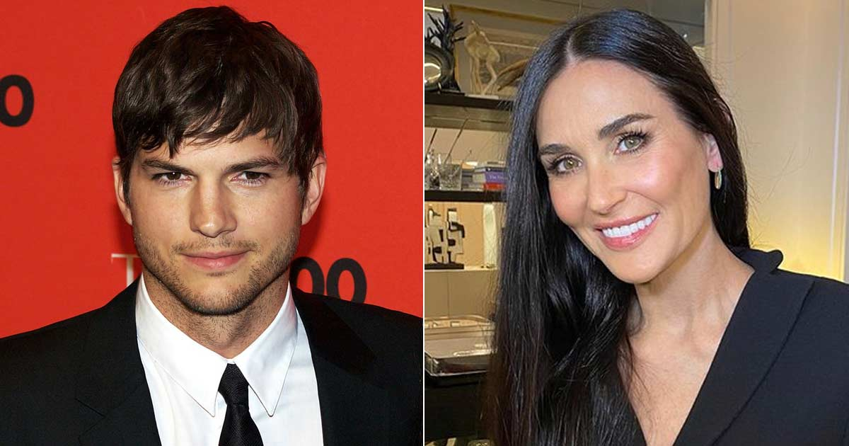 Was Introducing A 'Third-Party' In Their wedding The Reason Why Ashton Kutcher & Demi Moore's Marriage Broke?