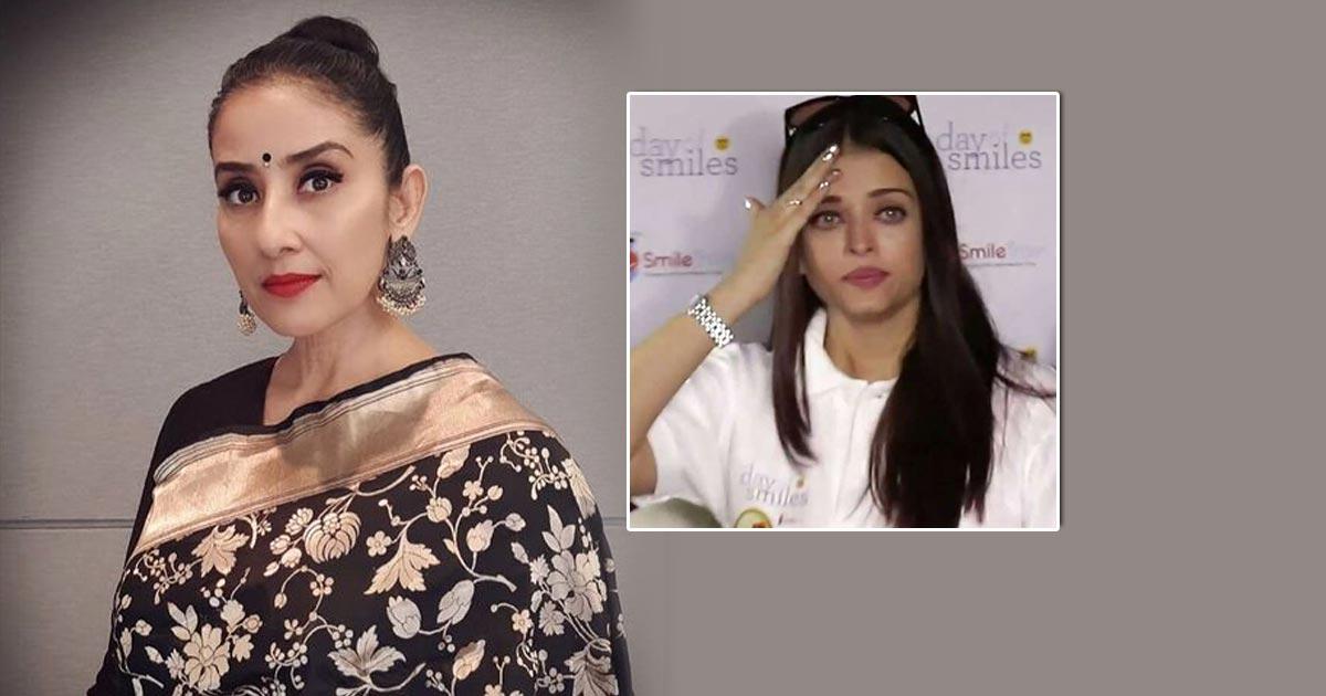 When Aishwarya Rai Bachchan Cried For Days Because Of Manisha Koirala