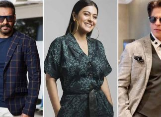 When Ajay Devgn Forgot His Wedding Anniversary Date With Kajol But Shah Rukh Khan Remembered It - Video