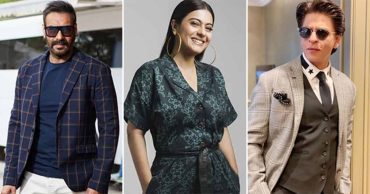 Ajay Devgn Once Forgot His Wedding Anniversary Date With Kajol But Shah Rukh Khan Remembered It