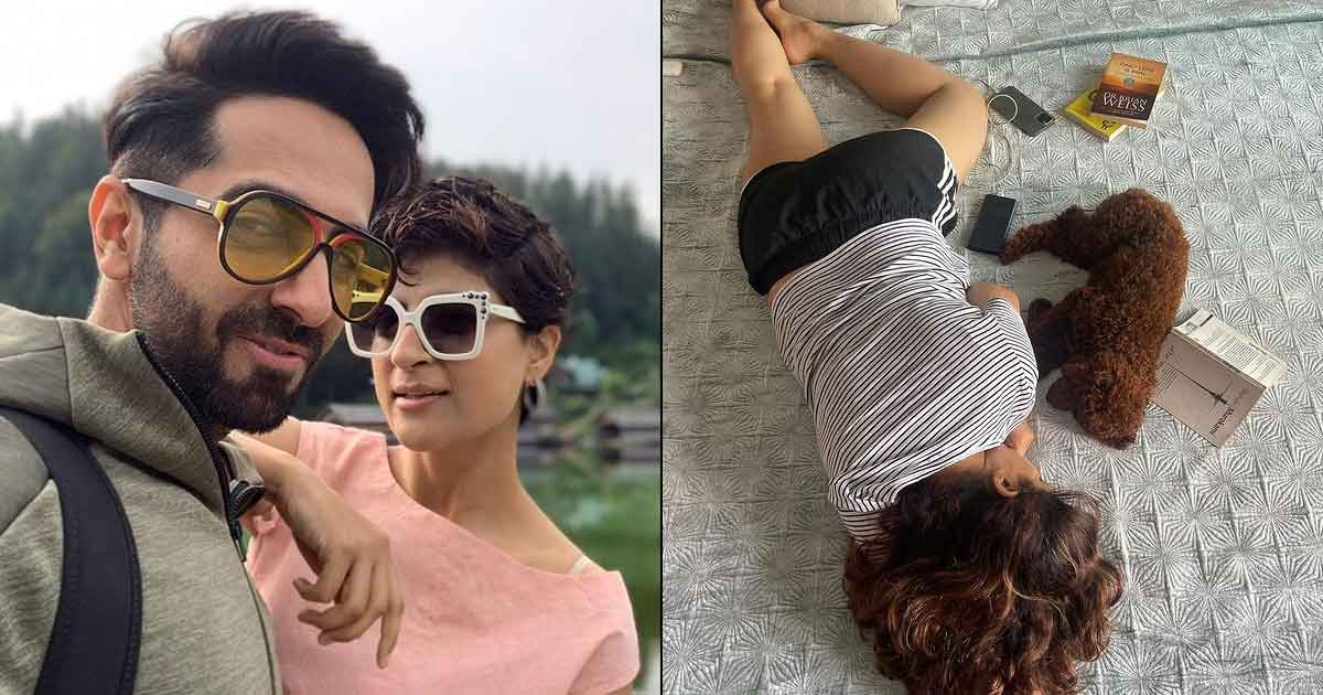 Tahira Kashyap Turns Into Ayushmann Khurrana's Muse Even While She Is Napping & This Melts Our Heart!