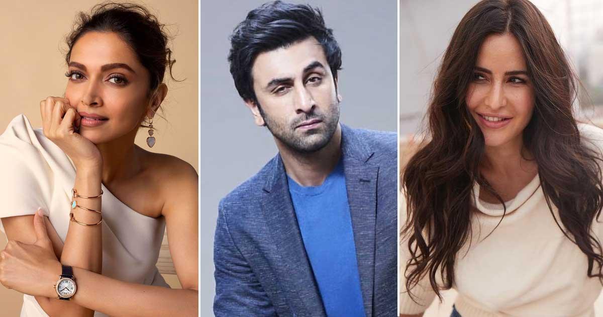 When Deepika Padukone Was Called Katrina Kaif By Reporter & Ranbir Kapoor Struggled To Control His Smile