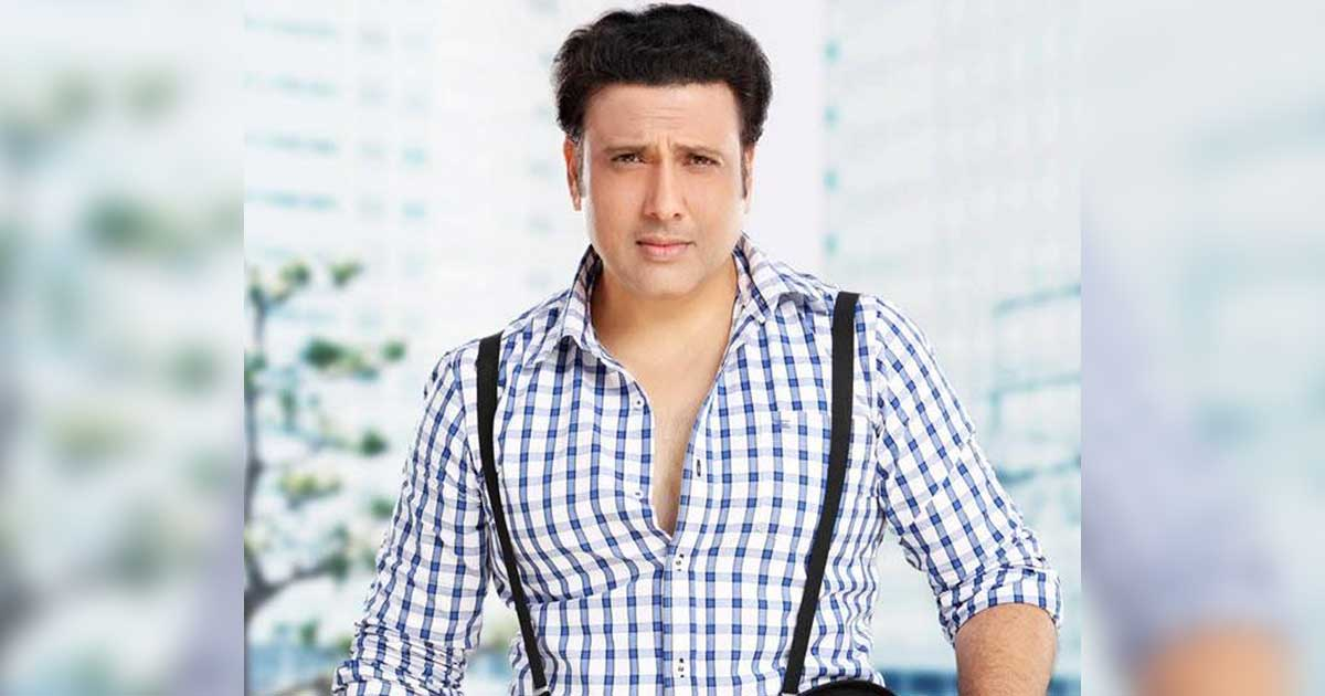 When Govinda Ran For His Life After Seeing A Ghost In His Hotel Room