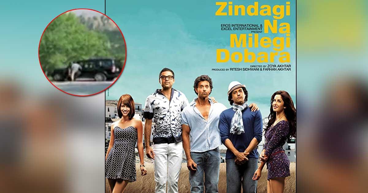 When Hrithik Roshan Almost Killed Farhan Akhtar-Abhay Deol On The Sets Of Zindagi Na Milegi Dobara