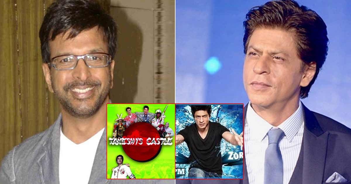 """When Jaaved Jaaferi Reacted To Takeshi's Castle 'Killing' Shah Rukh Khan's Zor Ka Jhatka & Said, """"There The Players Were All Indian"""" - Check Out"""