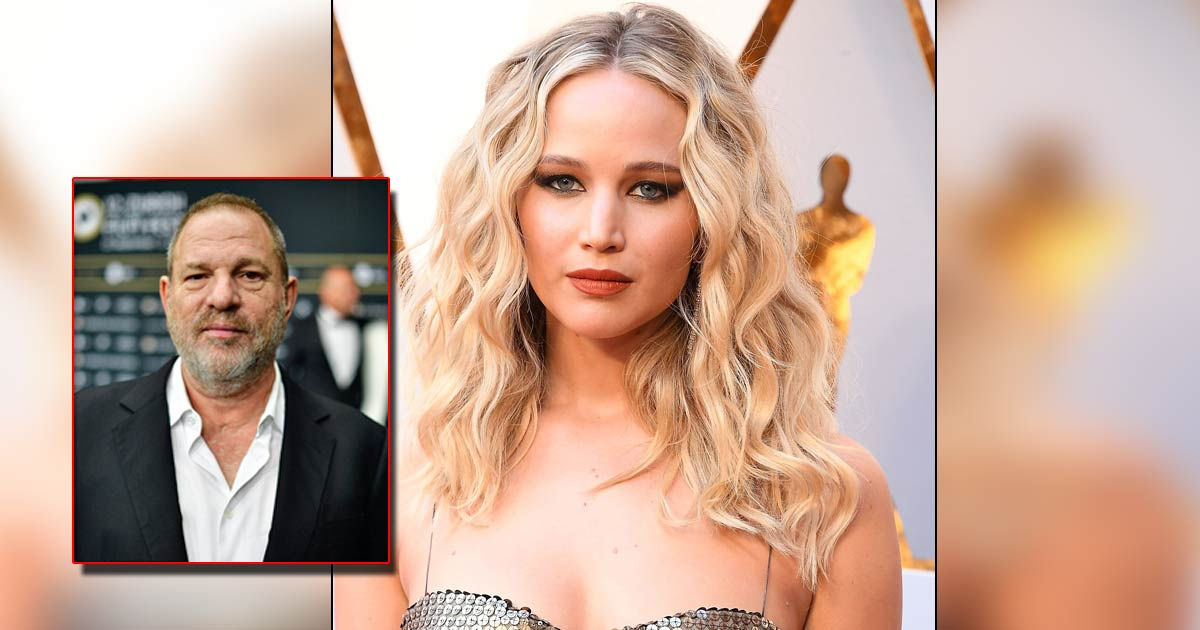 When Jennifer Lawrence Filed A Lawsuit Against Harvey Weinstein For Performing Oral S*x & M*sturbation In Front Of Her, Read On