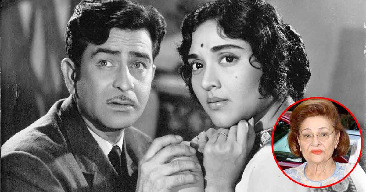 When Raj Kapoor Was In Love With Vyjayanthimala But Had To Leave Her For His Wife Krishna Kapoor