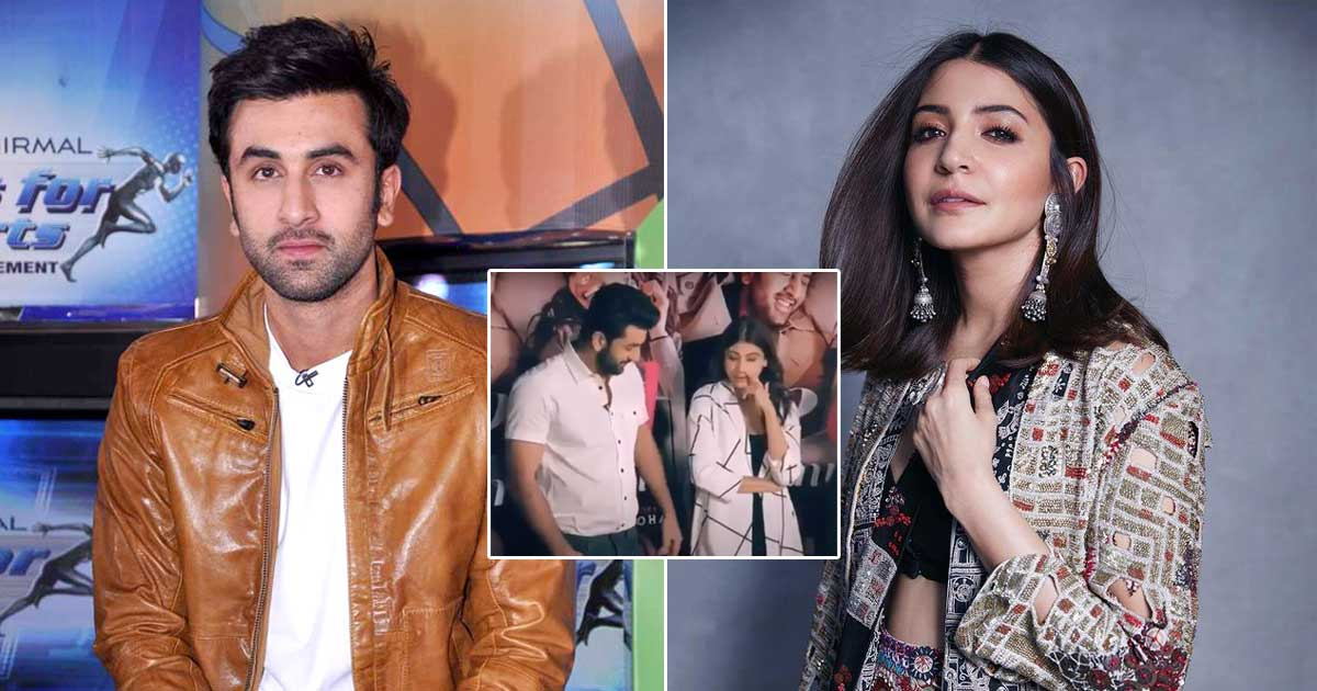 When Ranbir Kapoor Dug His Nose, Wiped With Anushka Sharma's 'Bhaade Ke' Clothes & Got Scolded For It
