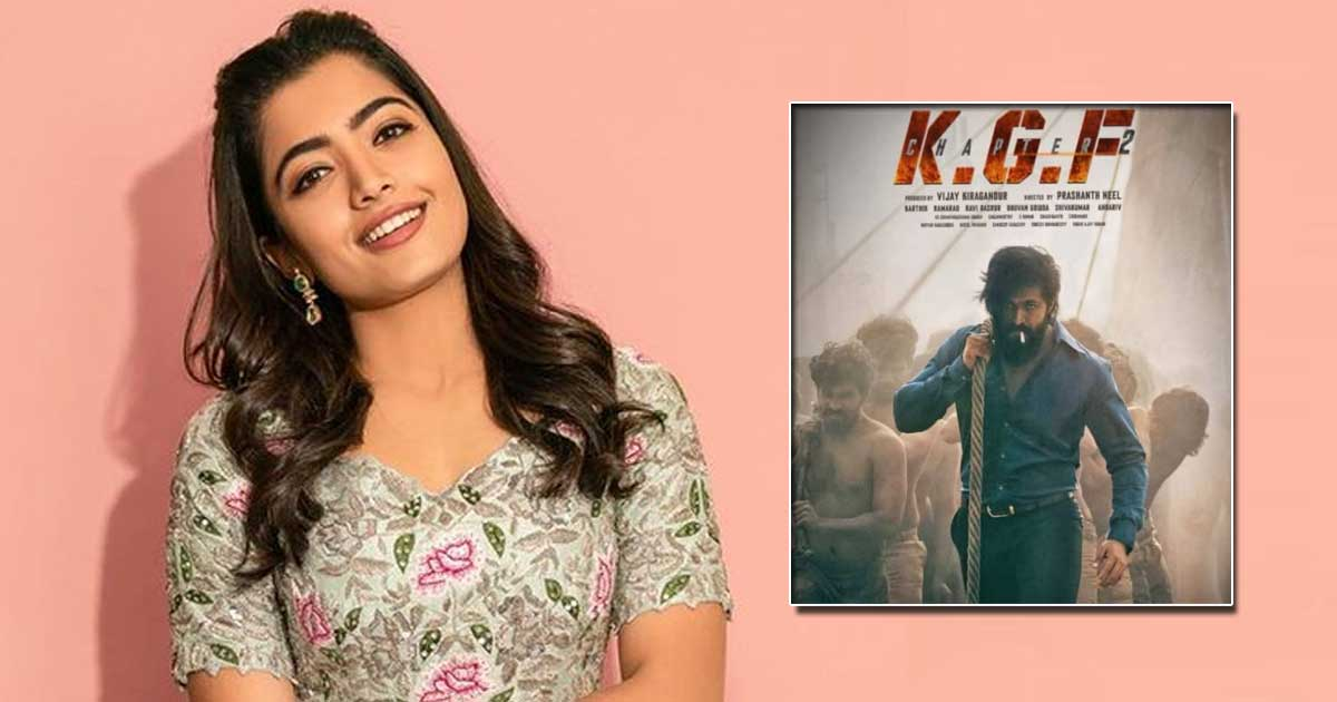 """When Rashmika Mandanna Called KGF's Yash 'Mr Showoff', Faced Backlash & Clarified Later Saying, """"My Upbringing Will Never Let Me Do That"""" - Check Out"""