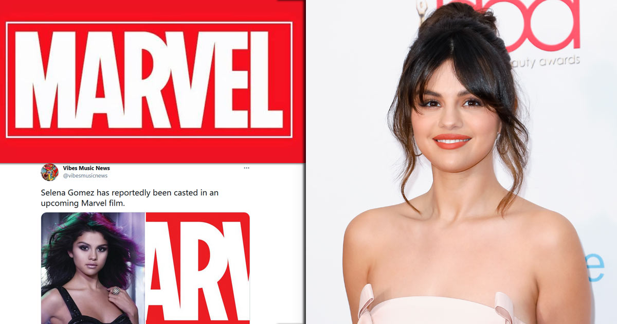 When Selena Gomez Was Rumoured To Be Roped In For A Marvel Film & Twitter Invited A Meme Fest!