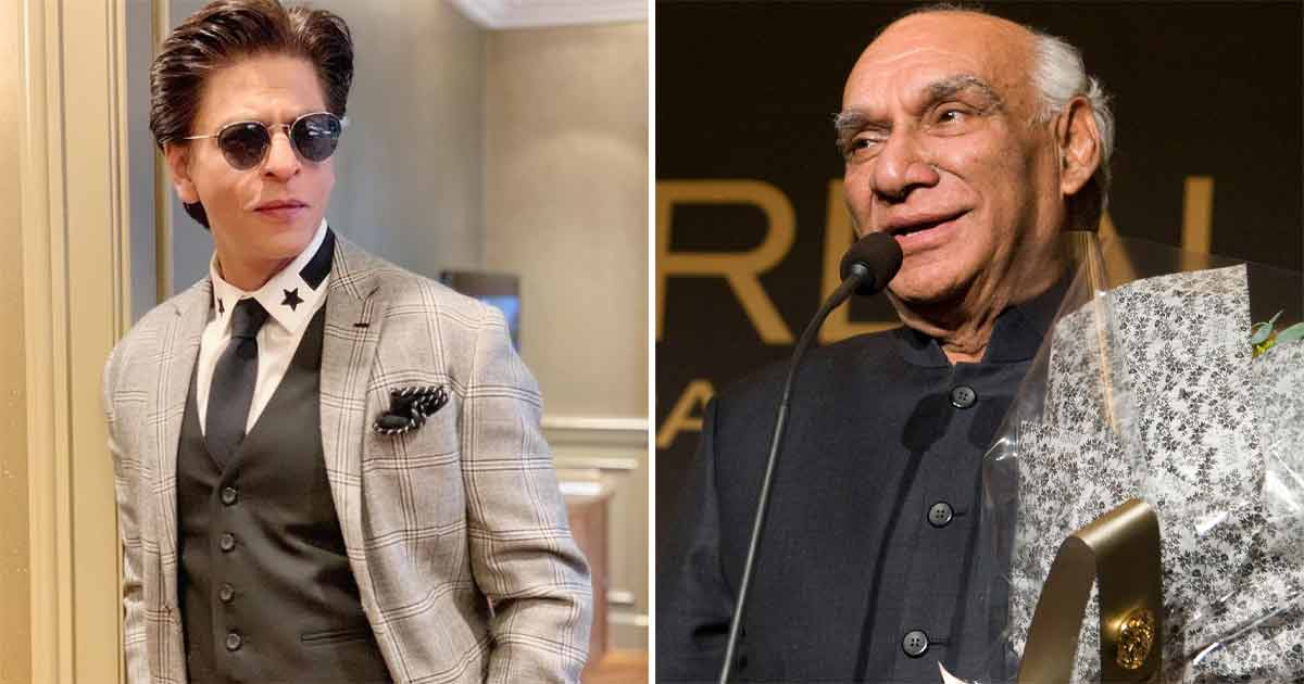 Did You Know? Shah Rukh Khan Once Had A Tussle With Yash Chopra During Darr