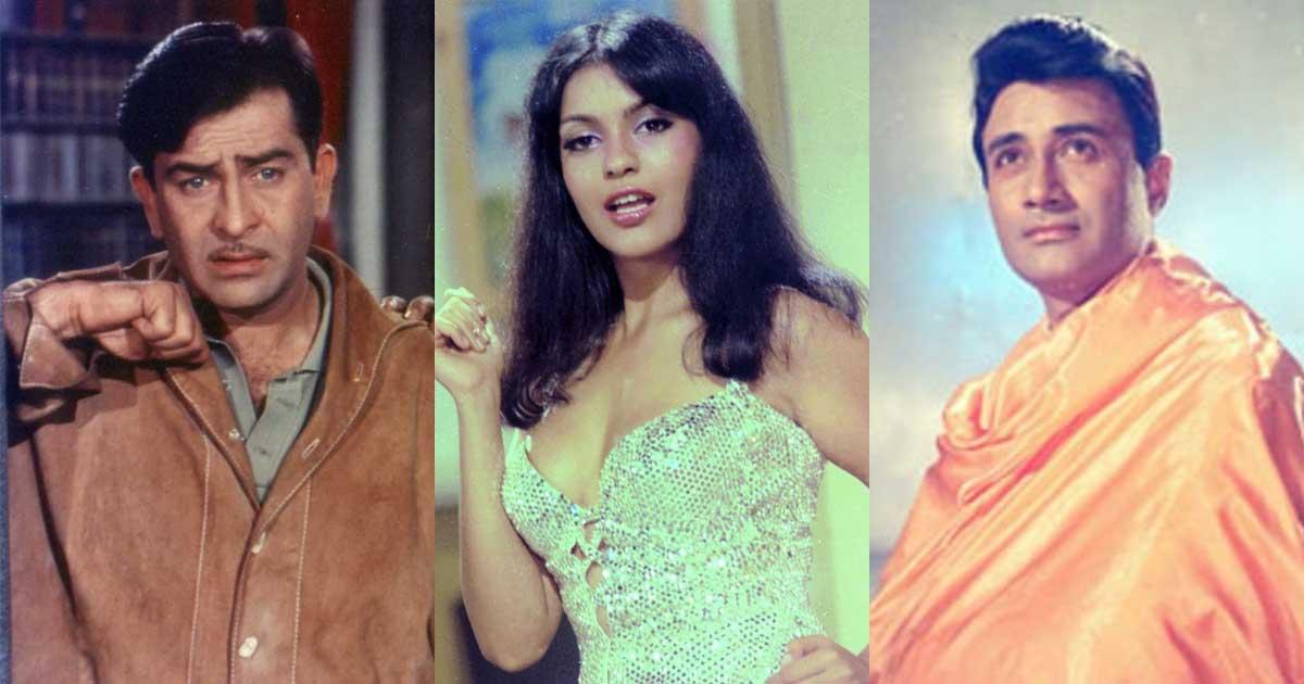 When Zeenat Aman Broke Dev Anand's Heart Because Of Raj Kapoor