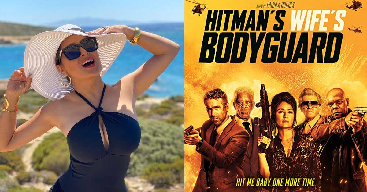 Why Salma Hayek was shocked when offered 'Hitman's Wife's Bodyguard'