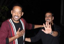 Will Smith Regretted Not Meeting Friend Akshay Kumar During India Visit