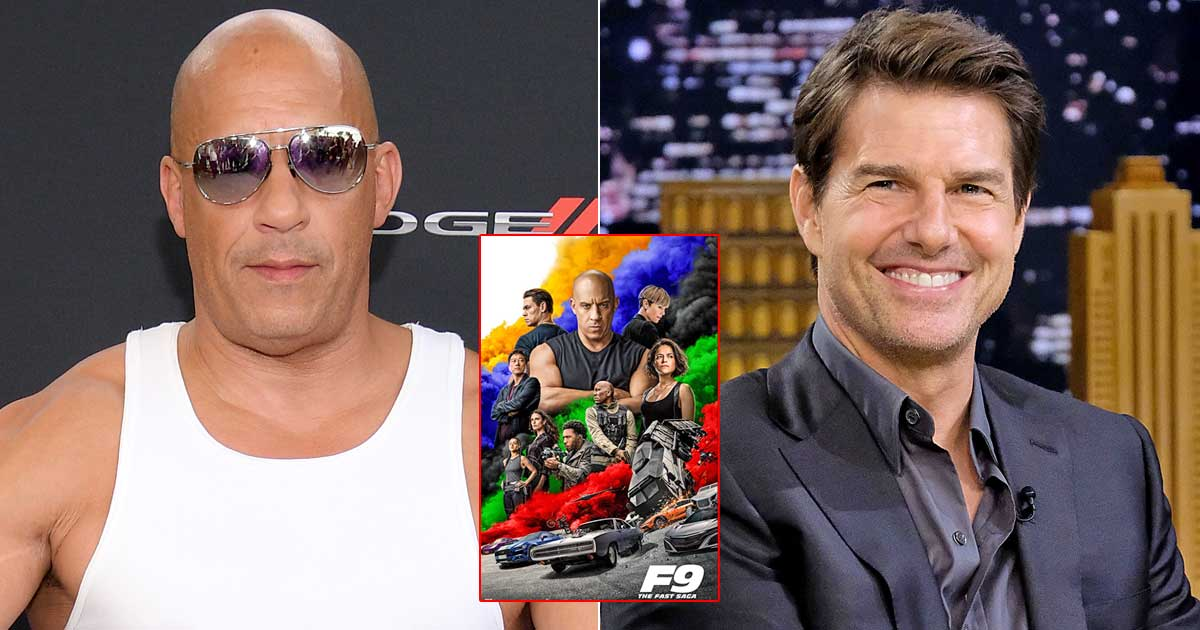 Will Vin Diesel Share Screen Space With Tom Cruise In The Fast & Furious Franchise?