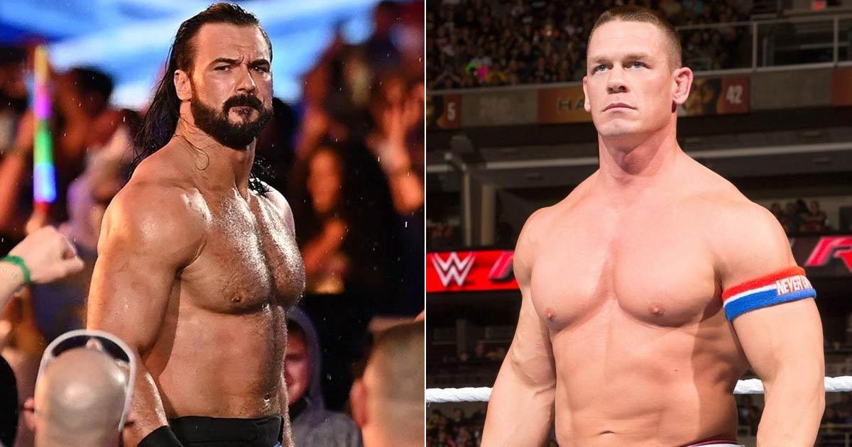 WWE: Drew McIntyre Calls Himself A Batman & John Cena A Superman