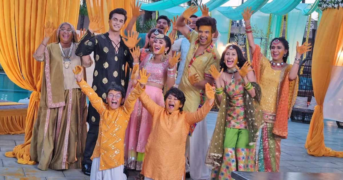 Goenka House Is Celebrating Again! Yeh Rishta Kya Kehlata Hai's Sirat & Ranveer's Haldi Brings Back Happiness - Pics Inside!