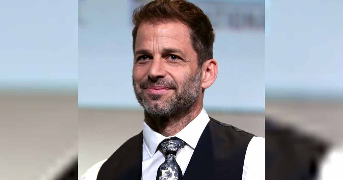Zack Snyder hopes he gets to make more DC films in future