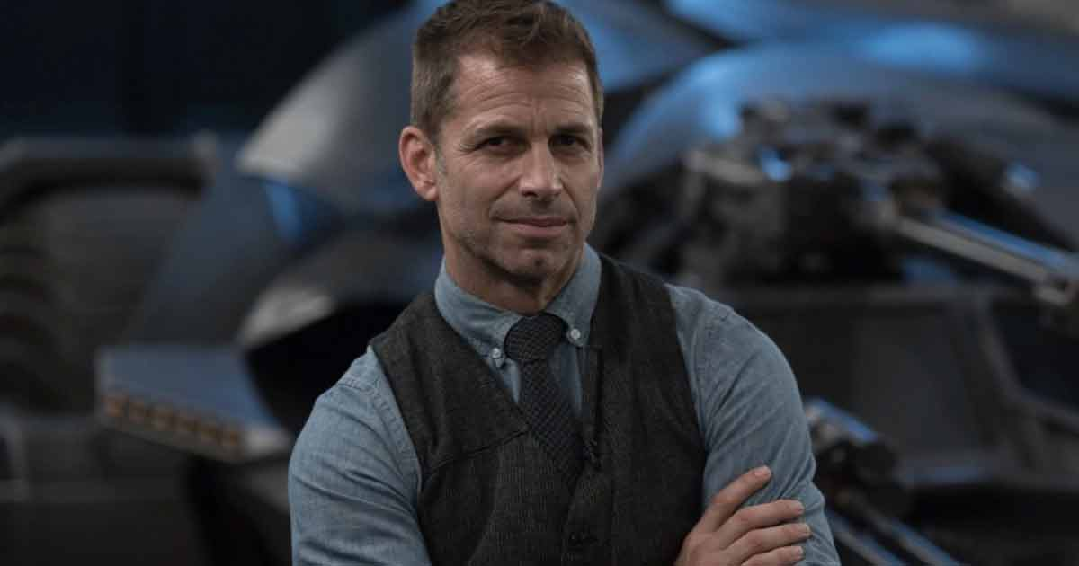 Zack Snyder Says Warner Bros Doesn't Want Him