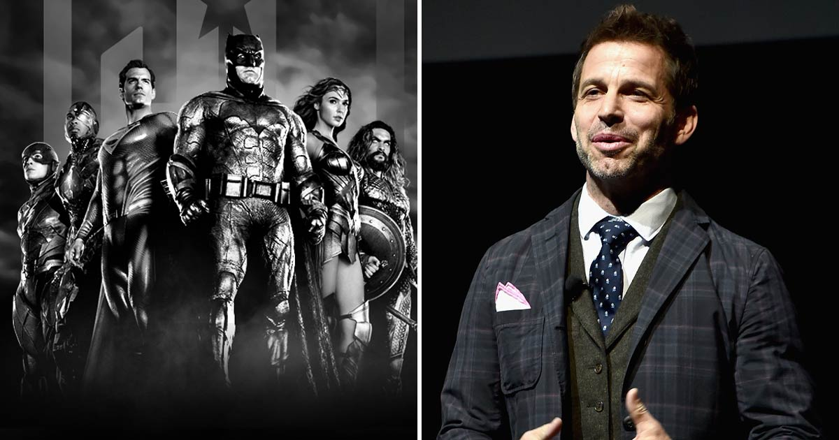 Justice League Maker Zack Snyder Was Scared That Warner Bros Would Sue Him!