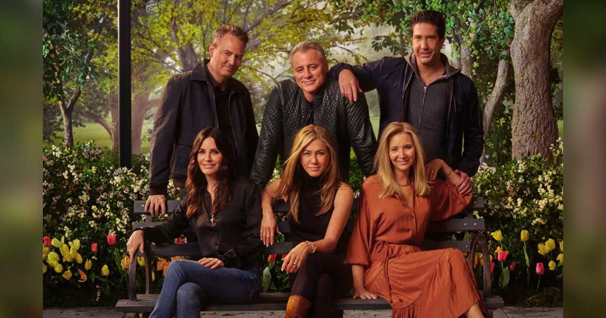 ZEE5 CONFIRMS 'FRIENDS: THE REUNION' WILL STREAM IN INDIA ALONG WITH THE WORLD