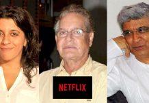 Zoya Akhtar's Documentary On Salim Khan & Javed Akhtar To Stream On Netflix?