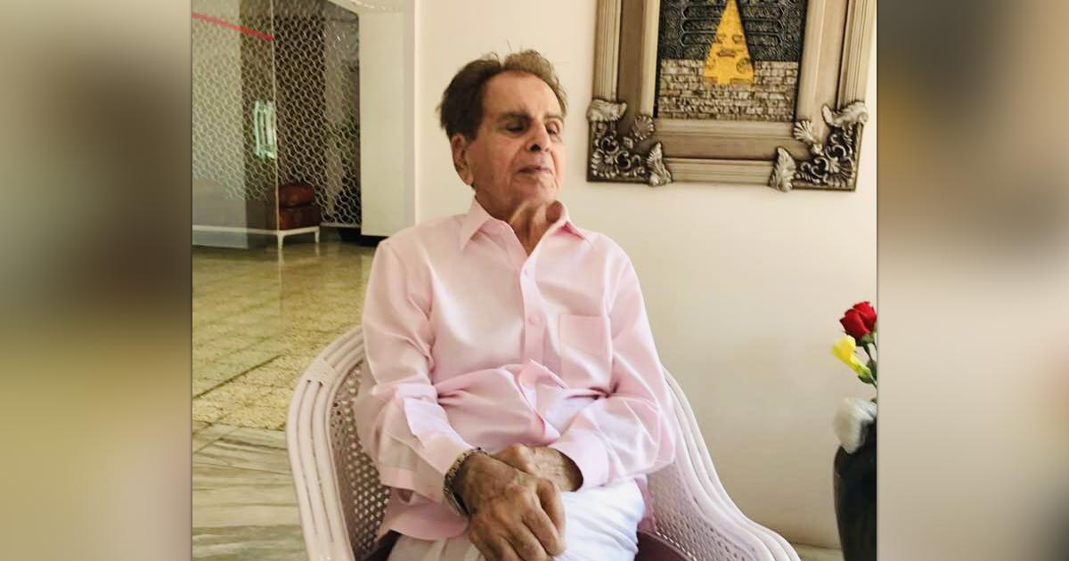 """350cc Of Fluid Removed From Dilip Kumar During Surgery, Doctors Say, """"If All Goes Well, We Shall Discharge Him On Thursday"""""""