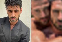 365 Days Actor Michele Morrone Is Gay? Shirtless Post With Mystery Man Sparks Rumours!