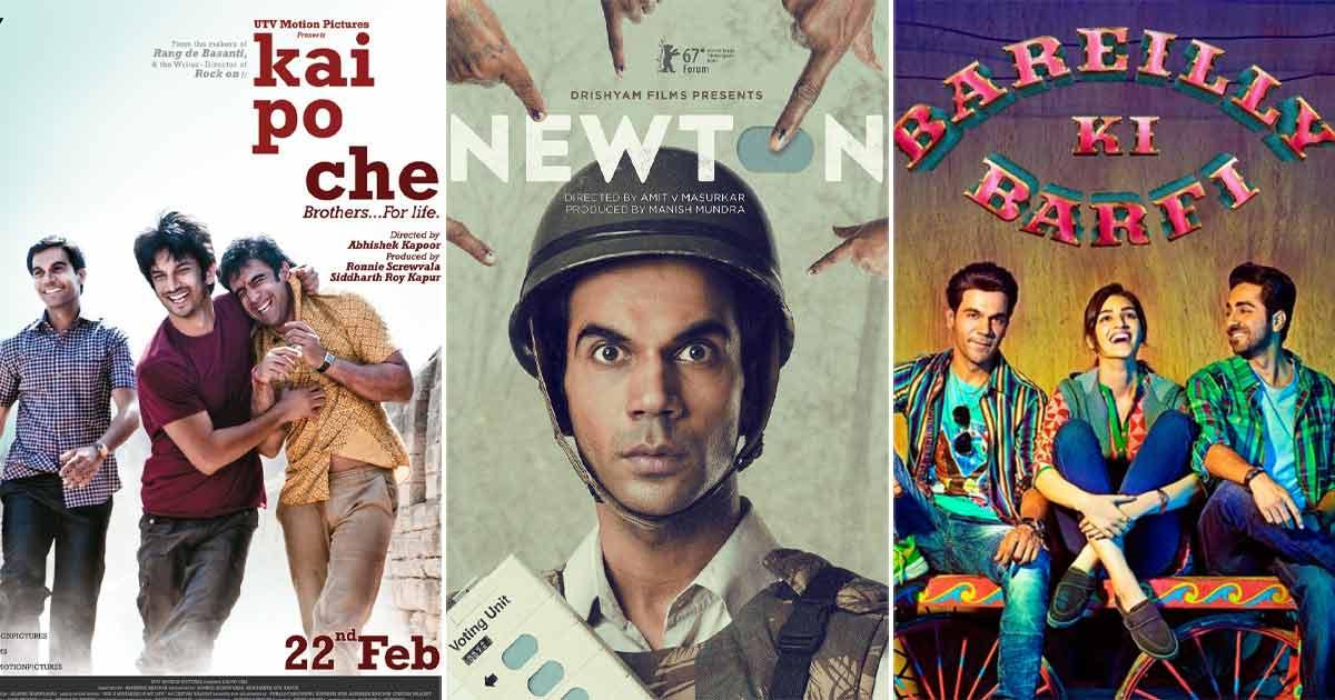 Kai Po Che, Newton To Bareilly Ki Barfi: 8 times Rajkummar Rao Proved Why He Stands Out In Bollywood