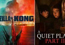 A Quiet Place 2 Beats Godzilla vs Kong
