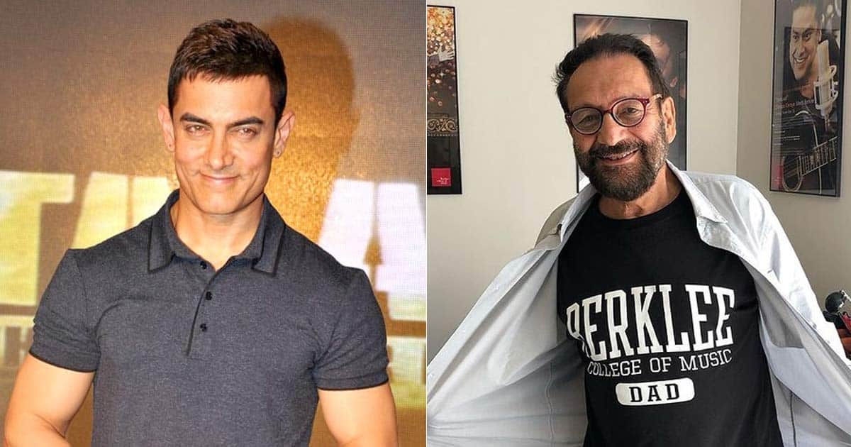 When Aamir Khan & Shekhar Kapur Collaborated For A Sci-Fi Fantasy Film Based On Hollywood Film 'Back To The Future'