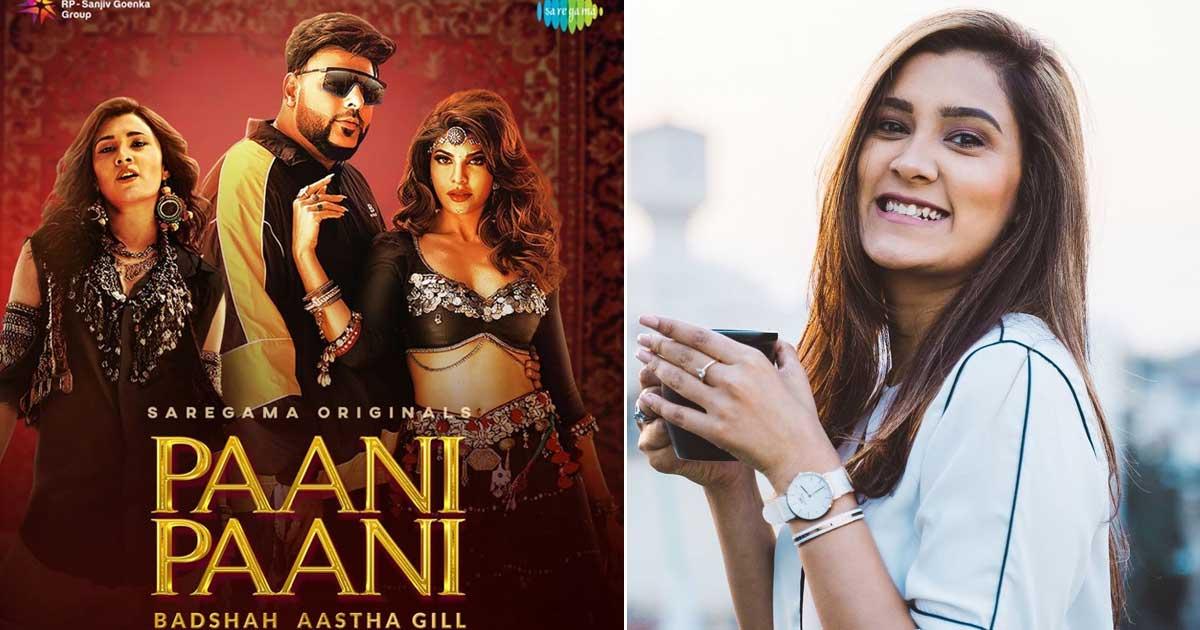 Badshah Wrote The Lyrics Of Paani Paani On His Flight With Aastha Gill