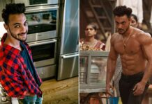 Aayush Sharma shares glimpse from 'Antim: The Final Truth' set