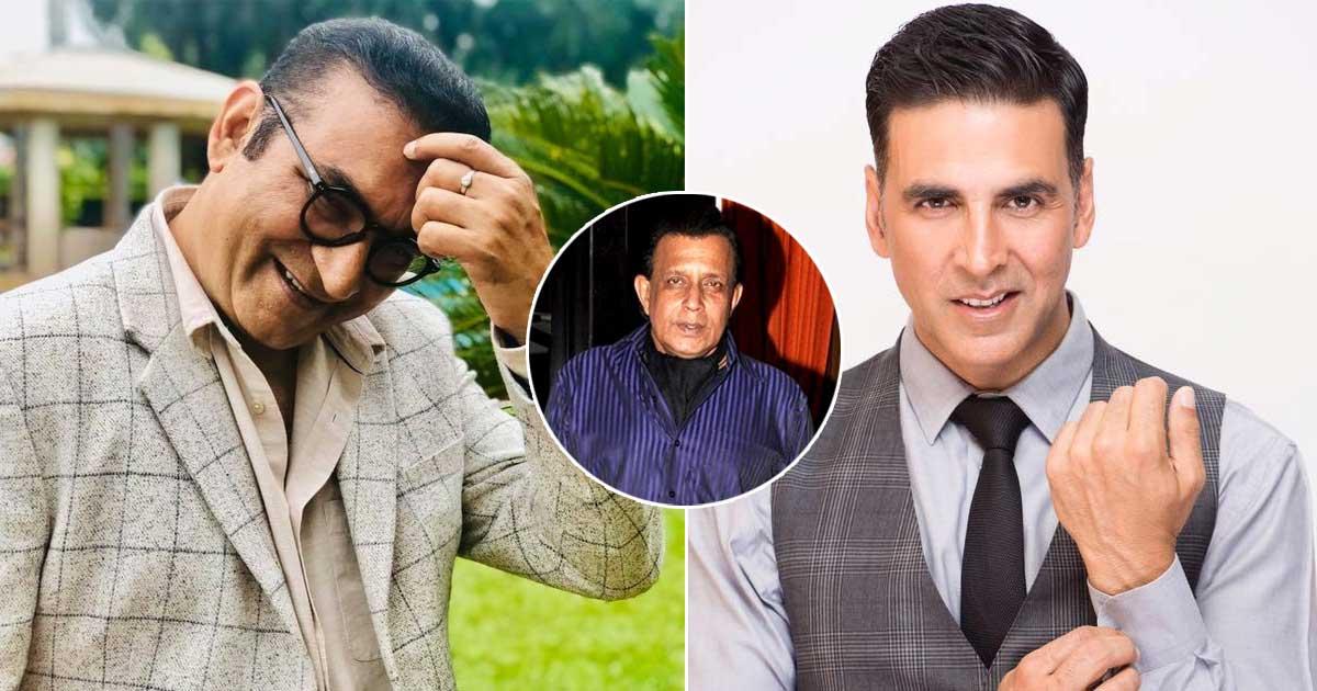 "Abhijeet Bhattacharya claims to have become Akshay Kumar's star: ""It was formerly known as 'Gareebon Ka Mithun Chakraborty'"""