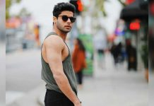 Abhimanyu Dassani raises the bar with new workout video